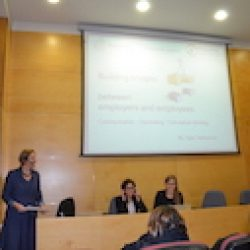 interlanguage al congresso DSA e VITA