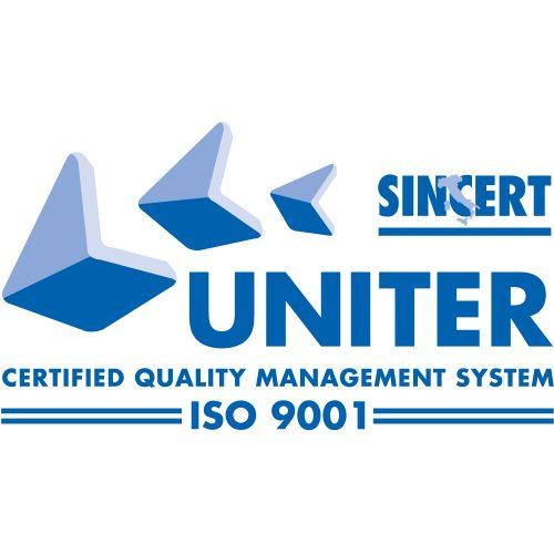 Logo Uniter 2001