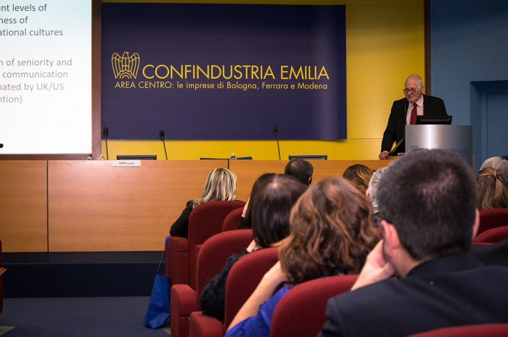 interlanguage sponsor di Confindustria