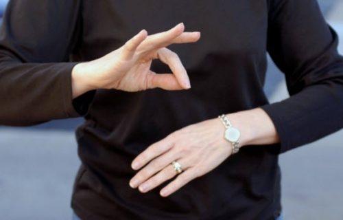 Interpretariato in lingua dei segni italiana